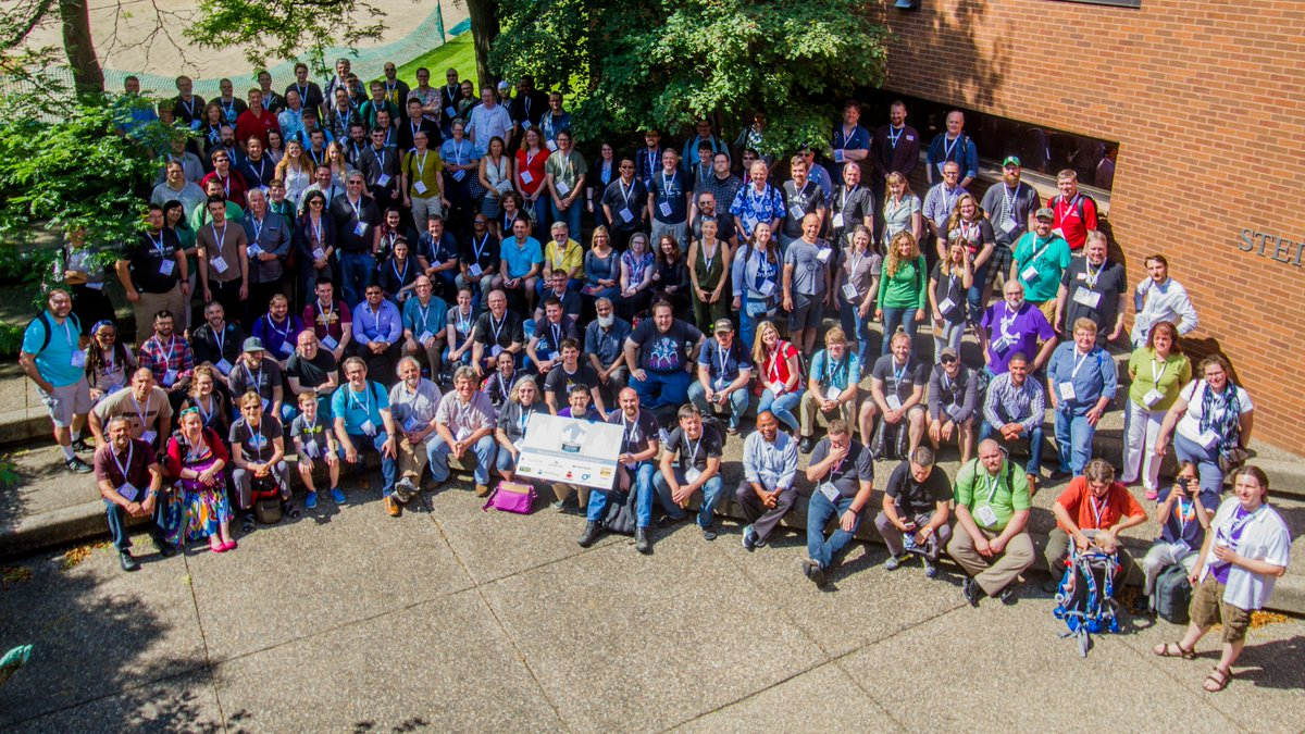 Twin Cities Drupal Camp group photo