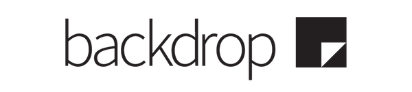 Backdrop CMS logo  - horizontal
