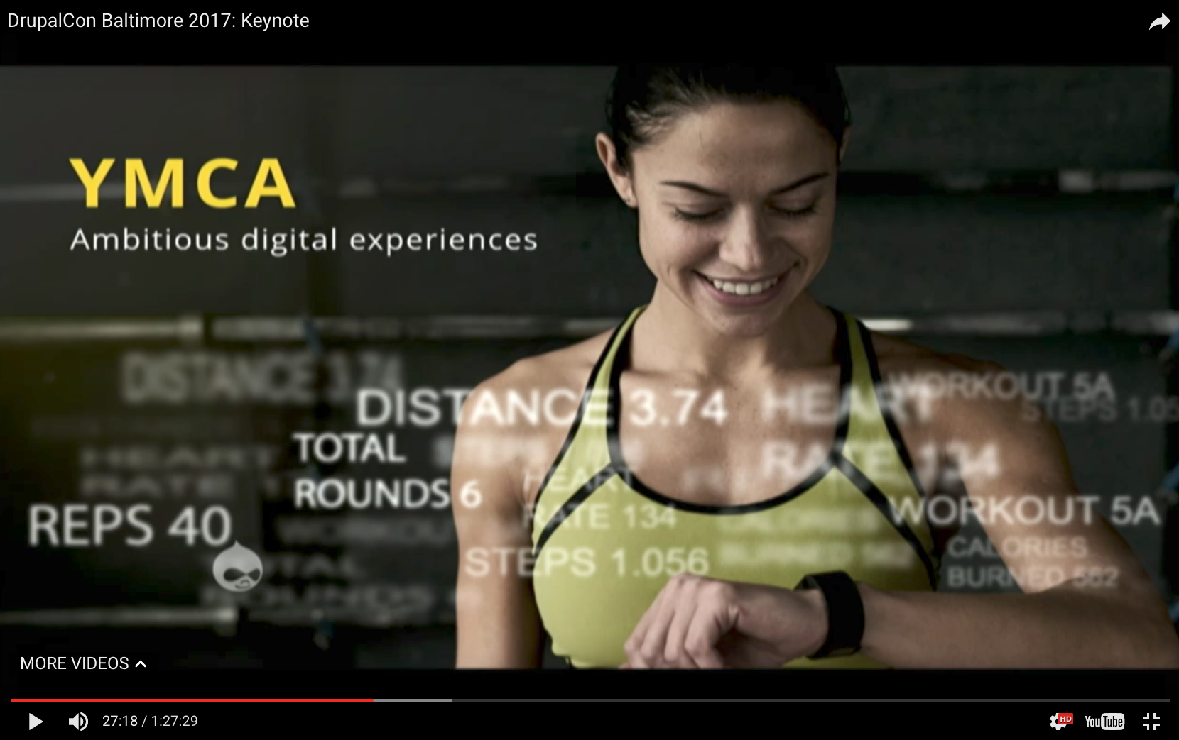 YMCA and Ambitious Digital Experiences