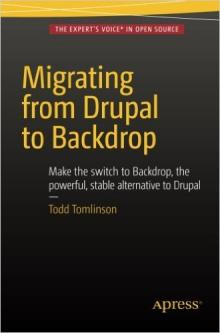 Migrating from Drupal to Backdrop
