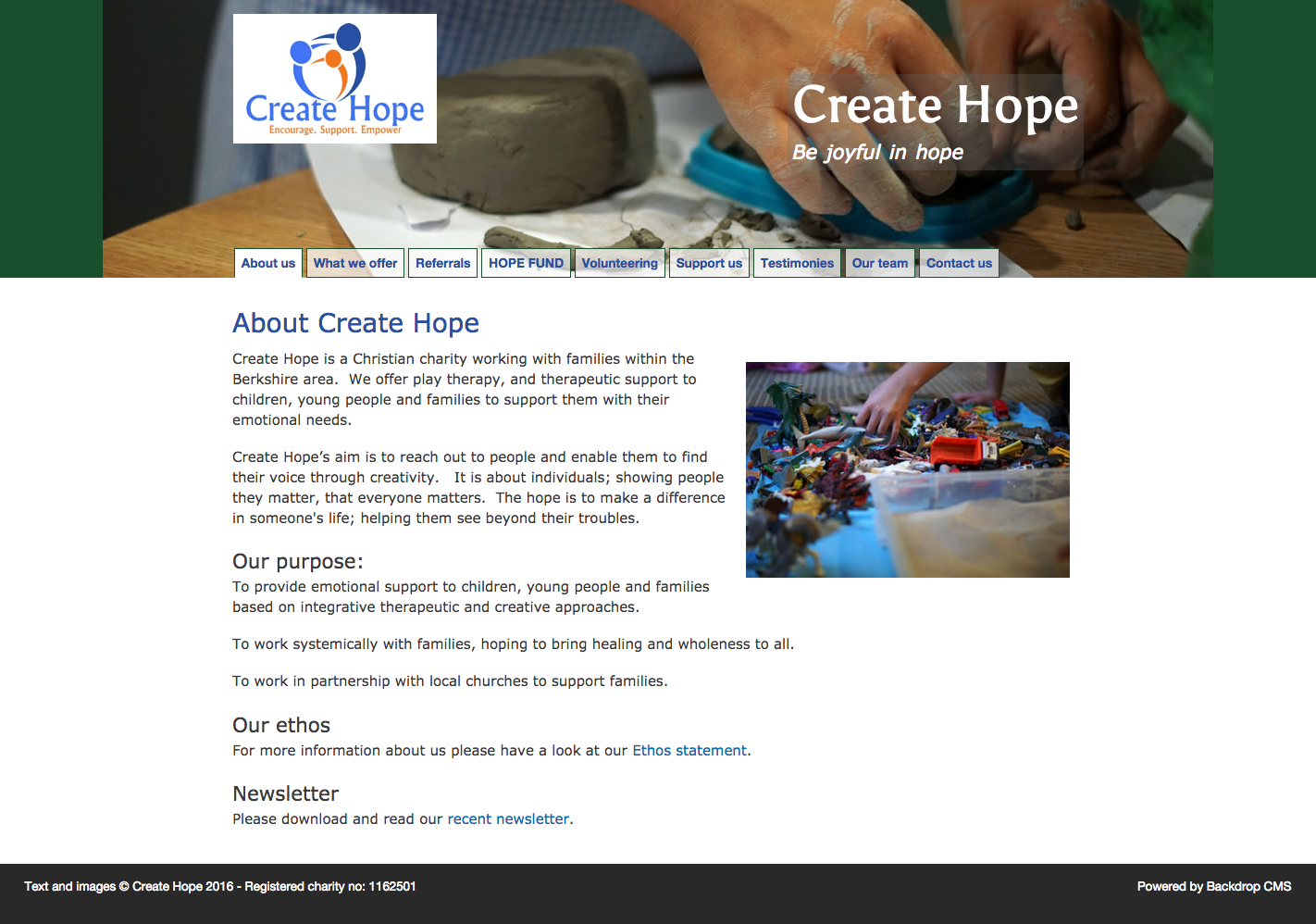 Create Hope