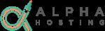 Alpha Hosting (logo)